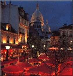Llanto en Montmartre